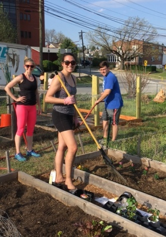 Conshohocken Garden Earth Day